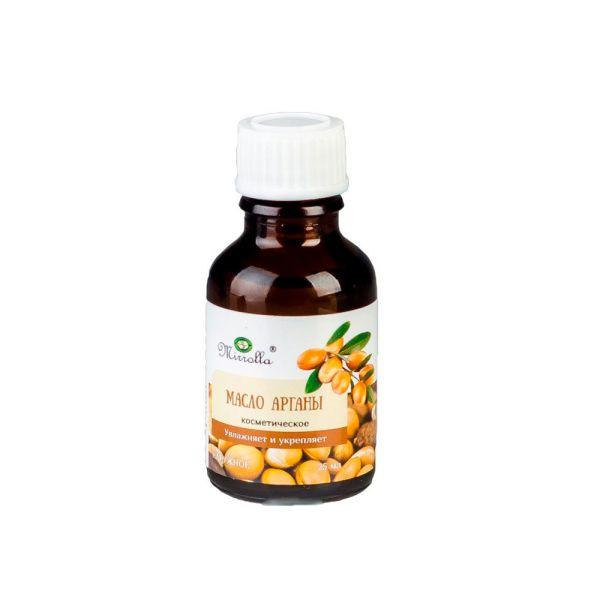 Mirrolla Argan cosmetic oil 25 ml