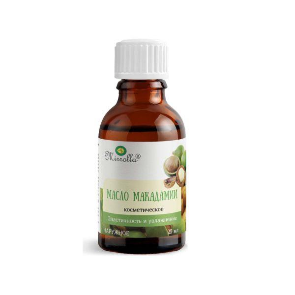 Mirrolla Macadamia cosmetic oil 25 ml