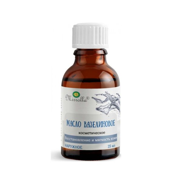 Cosmetic oil Vaseline Mirrolla 50 ml