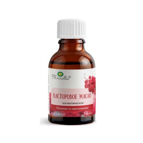 Mirrolla Castor cosmetic oil 25 ml