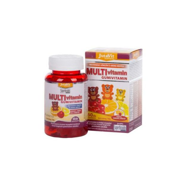 """Мультивитаминный комплекс """"Гумми"""" 60 жевательных конфет"""