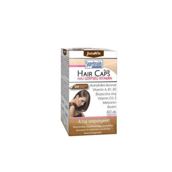 """Витамины для волос """"Hair Caps"""" 60 капсул с биотином"""