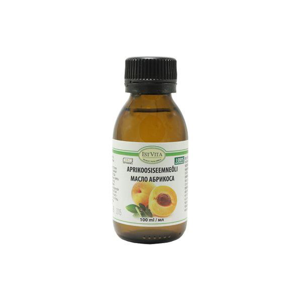 масло абрикоса 100мл