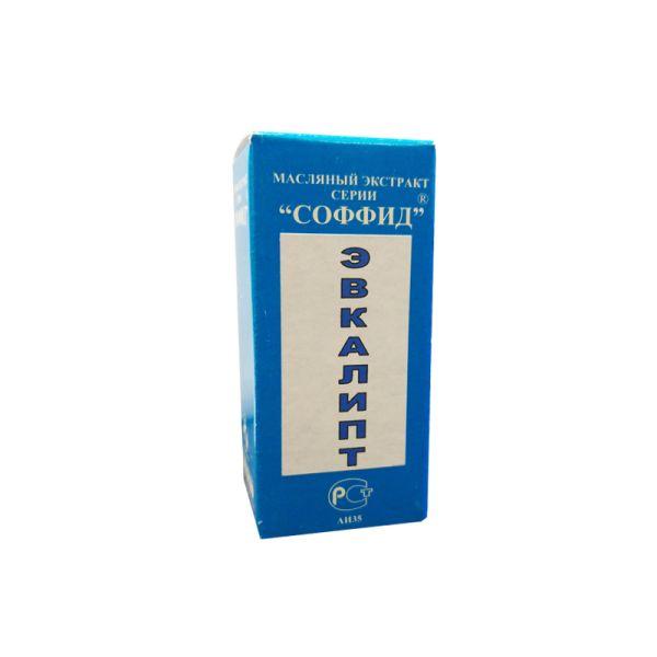 Соффид эвкалипт масляный экстракт