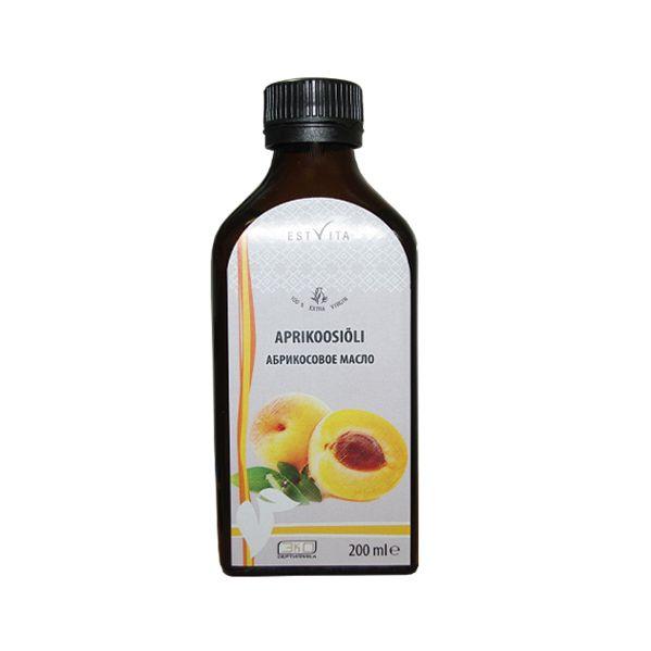 масло абрикоса estvits