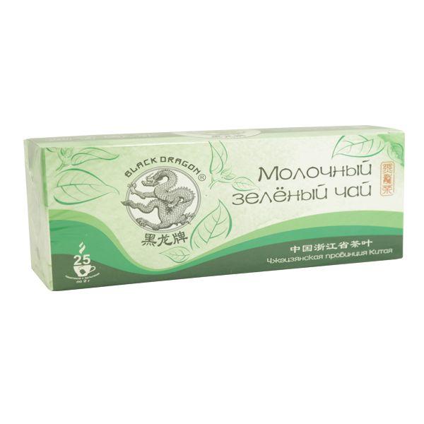 """""""Черный Дракон"""" зеленый чай Молочный Черный дракон"""