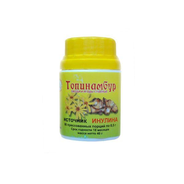 Топинамбур таблетки