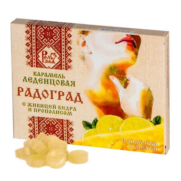 Радоград с лимоном и медом