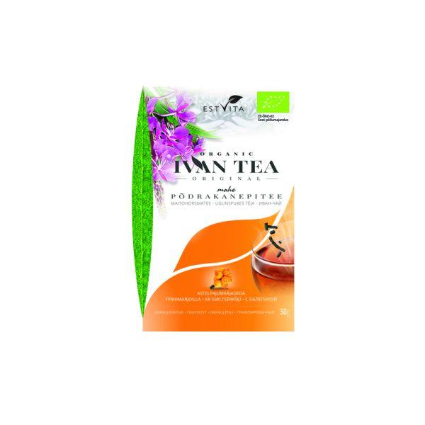 Иван чай с облепихой Estvita