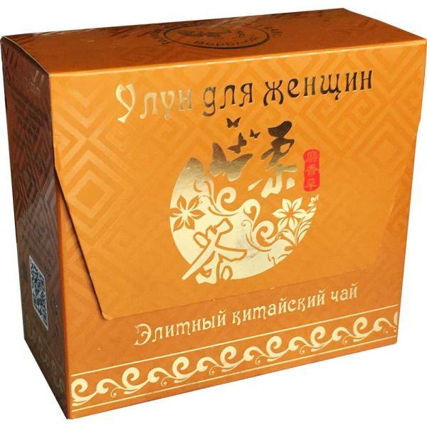 Улун зеленый чай для женщин верблюд