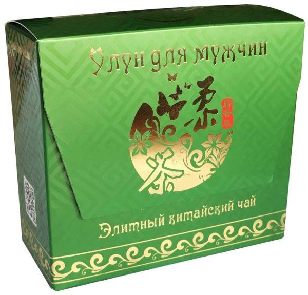 Чай Улун для мужчин