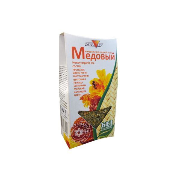медовый чай теавит