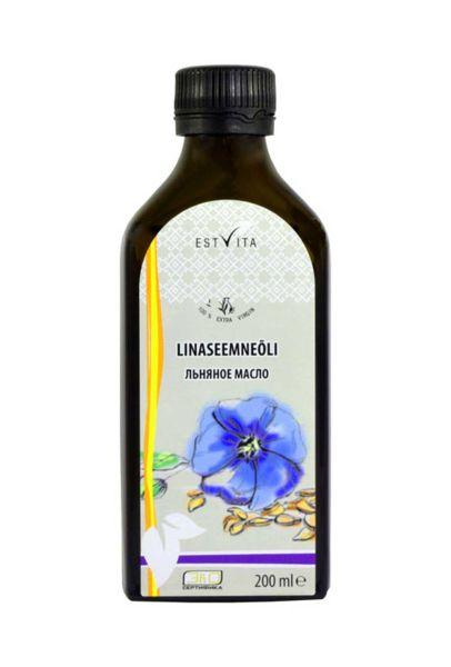 Льняное масло Leinsamenöl