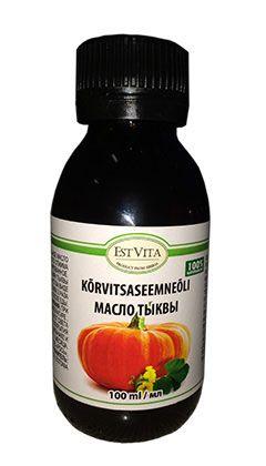 Тыквенное масло Kürbiskernöl
