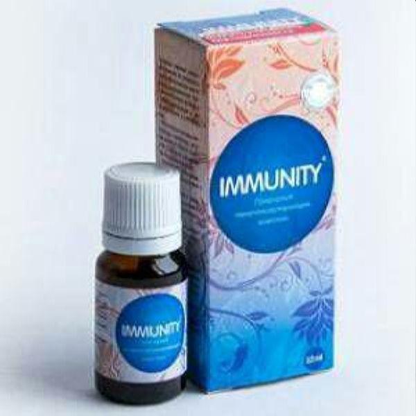 """Капли для иммунитета """"Immuniti"""" сашера мед"""