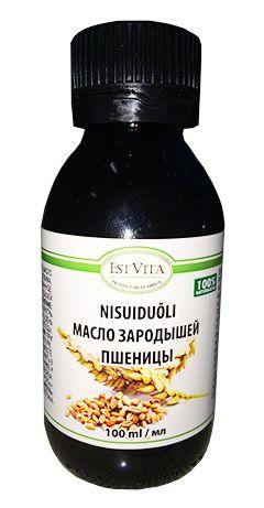 Масло зародышей пшеницы Weizenkeimöl